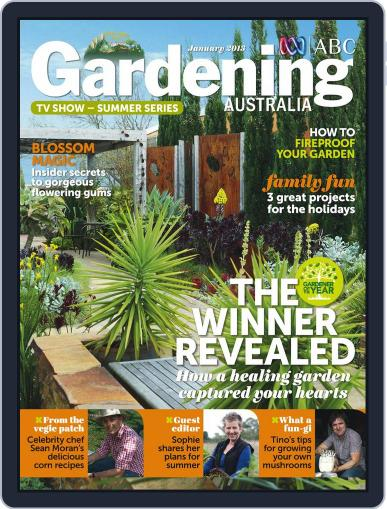 Gardening Australia (Digital) December 19th, 2012 Issue Cover