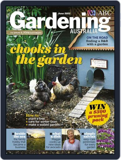 Gardening Australia (Digital) May 20th, 2012 Issue Cover