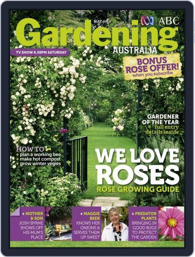 Gardening Australia (Digital) April 15th, 2012 Issue Cover