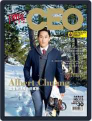 Capital Ceo 資本才俊 (Digital) Subscription December 10th, 2013 Issue