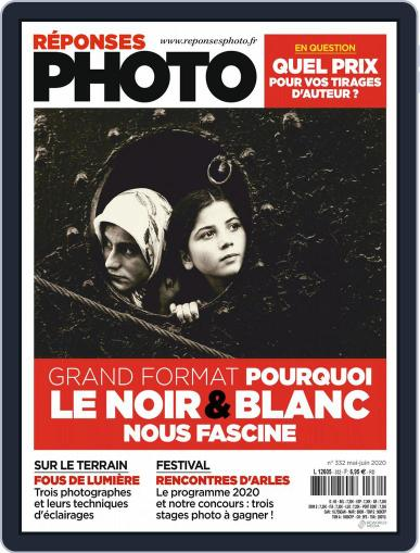 Réponses Photo (Digital) May 1st, 2020 Issue Cover