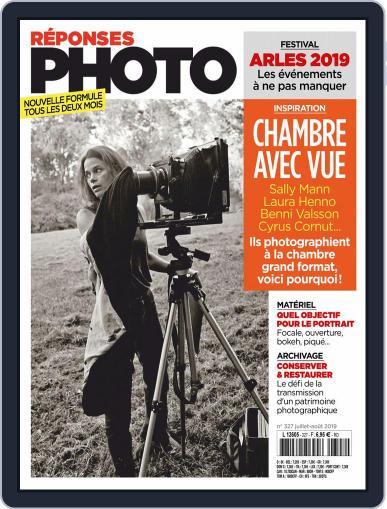 Réponses Photo (Digital) June 1st, 2019 Issue Cover