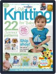 Love Knitting for Baby (Digital) Subscription August 1st, 2019 Issue