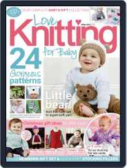Love Knitting for Baby (Digital) Subscription December 1st, 2018 Issue