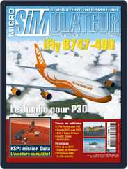 Micro Simulateur (Digital) Subscription May 1st, 2020 Issue