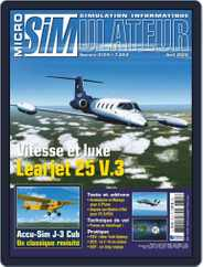 Micro Simulateur (Digital) Subscription April 1st, 2020 Issue