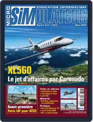 Micro Simulateur (Digital) Subscription March 1st, 2020 Issue