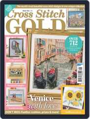 Cross Stitch Gold (Digital) Subscription June 1st, 2019 Issue