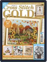 Cross Stitch Gold (Digital) Subscription August 1st, 2018 Issue