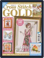 Cross Stitch Gold (Digital) Subscription April 1st, 2018 Issue