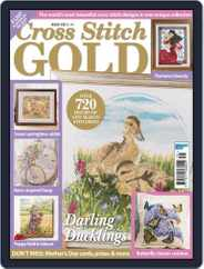 Cross Stitch Gold (Digital) Subscription January 1st, 2017 Issue