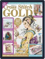 Cross Stitch Gold (Digital) Subscription December 1st, 2016 Issue