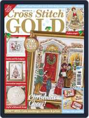 Cross Stitch Gold (Digital) Subscription October 1st, 2016 Issue
