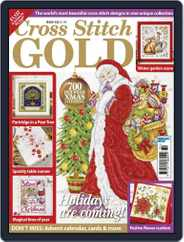 Cross Stitch Gold (Digital) Subscription September 1st, 2016 Issue