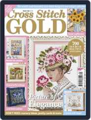 Cross Stitch Gold (Digital) Subscription June 20th, 2016 Issue