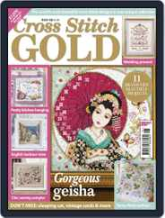 Cross Stitch Gold (Digital) Subscription March 29th, 2016 Issue