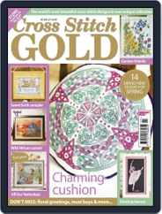 Cross Stitch Gold (Digital) Subscription February 16th, 2016 Issue