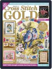 Cross Stitch Gold (Digital) Subscription January 1st, 2016 Issue