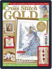 Cross Stitch Gold (Digital) Subscription October 1st, 2015 Issue