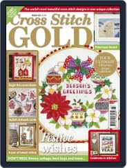 Cross Stitch Gold (Digital) Subscription September 1st, 2015 Issue