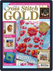 Cross Stitch Gold (Digital) Subscription August 1st, 2015 Issue