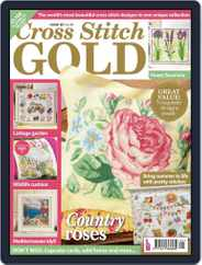 Cross Stitch Gold (Digital) Subscription July 10th, 2015 Issue