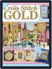 Cross Stitch Gold (Digital) Subscription March 3rd, 2015 Issue