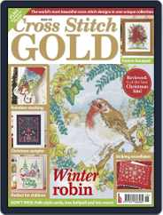 Cross Stitch Gold (Digital) Subscription October 17th, 2014 Issue