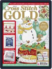 Cross Stitch Gold (Digital) Subscription September 4th, 2014 Issue