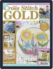 Cross Stitch Gold (Digital) Subscription August 1st, 2014 Issue