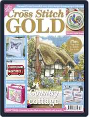 Cross Stitch Gold (Digital) Subscription June 16th, 2014 Issue