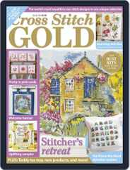 Cross Stitch Gold (Digital) Subscription August 5th, 2013 Issue