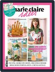Marie Claire Idées (Digital) Subscription January 1st, 2018 Issue