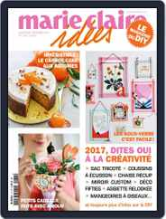 Marie Claire Idées (Digital) Subscription January 1st, 2017 Issue