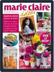 Marie Claire Idées (Digital) Subscription April 17th, 2013 Issue