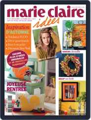 Marie Claire Idées (Digital) Subscription September 3rd, 2012 Issue