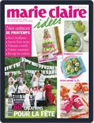 Marie Claire Idées (Digital) Subscription April 18th, 2012 Issue