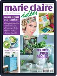 Marie Claire Idées (Digital) Subscription February 16th, 2012 Issue