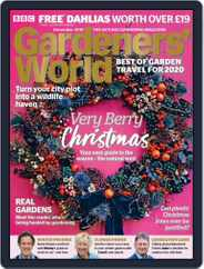 BBC Gardeners' World (Digital) Subscription December 1st, 2019 Issue