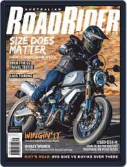 Australian Road Rider (Digital) Subscription June 1st, 2019 Issue