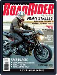 Australian Road Rider (Digital) Subscription January 1st, 2018 Issue