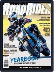 Australian Road Rider (Digital) Subscription November 1st, 2017 Issue