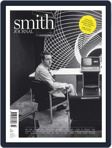 Smith Journal September 1st, 2019 Digital Back Issue Cover