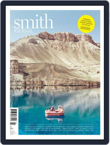 Smith Journal (Digital) October 1st, 2018 Issue Cover