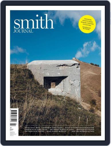 Smith Journal September 1st, 2017 Digital Back Issue Cover