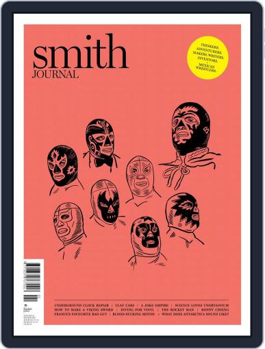 Smith Journal (Digital) May 1st, 2017 Issue Cover