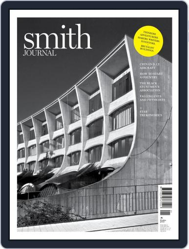 Smith Journal (Digital) April 1st, 2017 Issue Cover