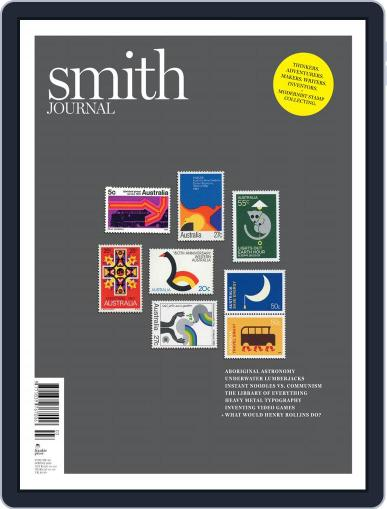 Smith Journal (Digital) August 1st, 2016 Issue Cover