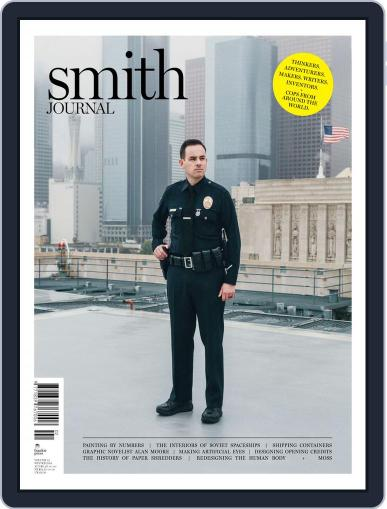 Smith Journal June 5th, 2016 Digital Back Issue Cover