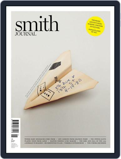 Smith Journal (Digital) March 7th, 2016 Issue Cover